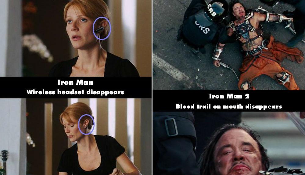 17. Iron Man