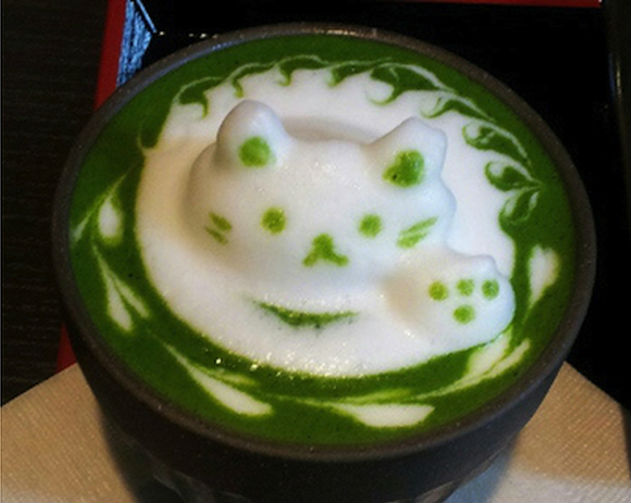 The amazing world of coffee art!