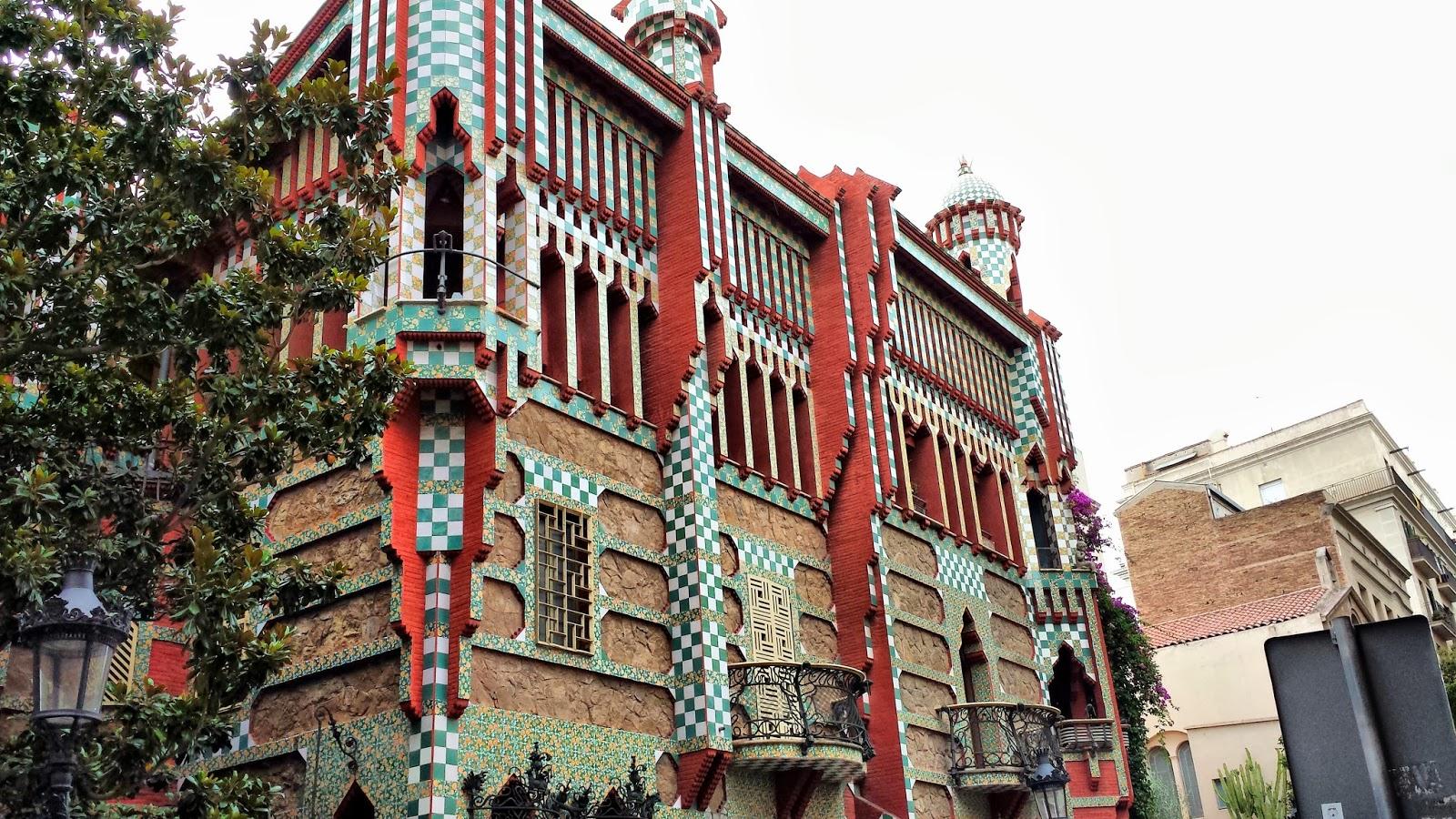 Decoration Casa Barcelona