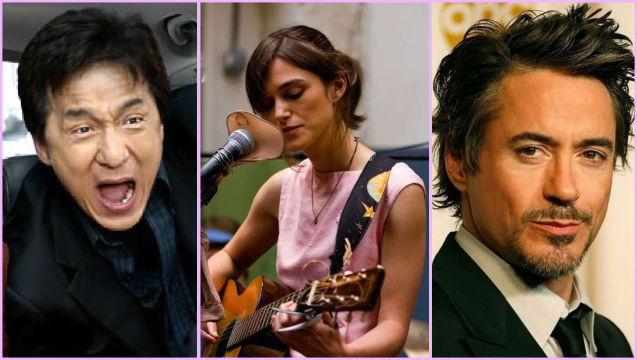Actors Who Are Unexpectedly Good Singers