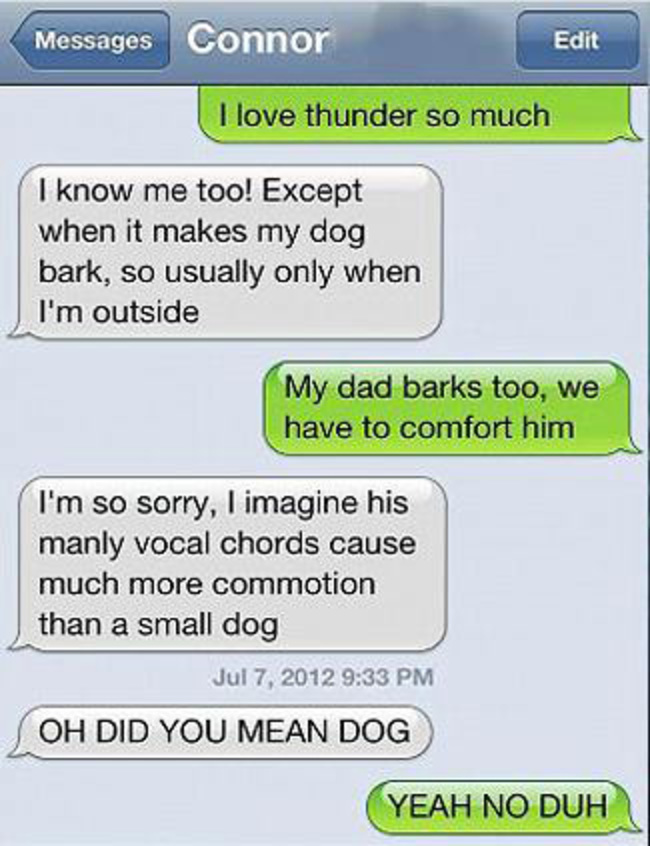 The Funniest Examples Of Autocorrect Fails 2