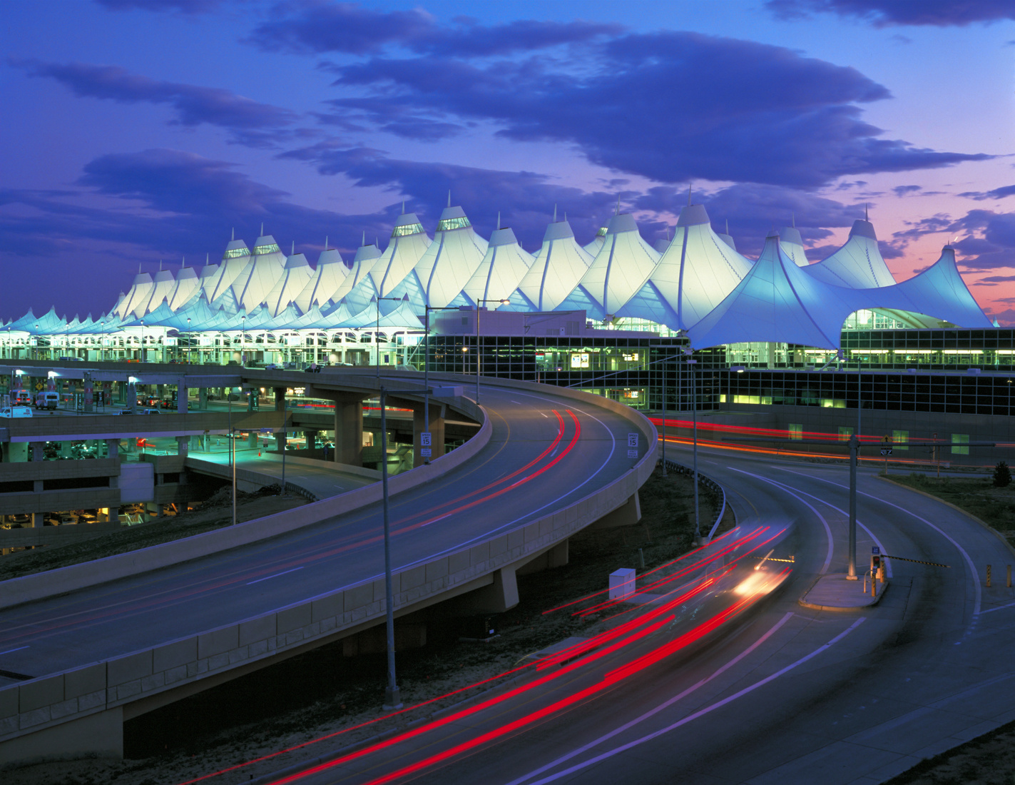 1. Denver International Airport 2