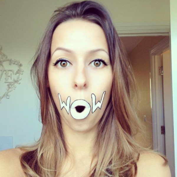 Amazing Cartoon Lip-Art By Laura Jenkinson 20