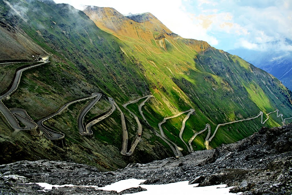 1. Trollstigen Road in Norway 2