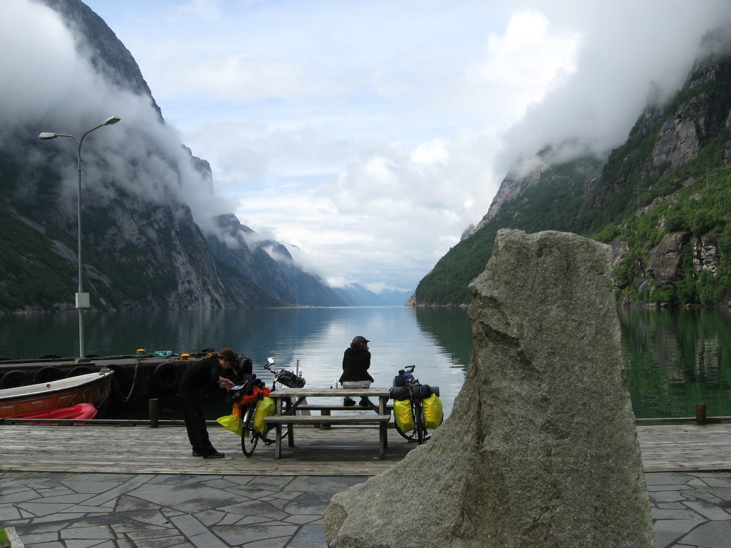 3) Lysefjorden Road, Norway 3