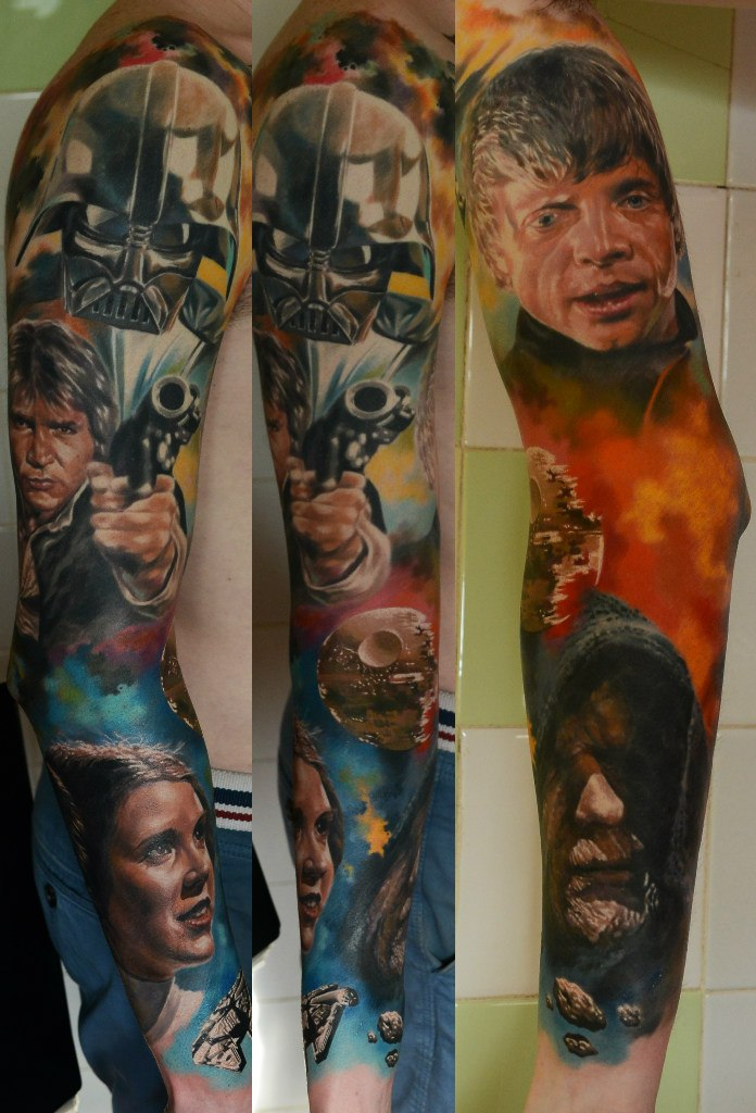3 Tattoos Are Awesome!