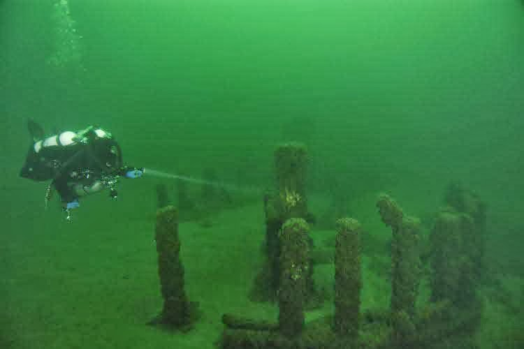 9 Bizarre Underwater Discoveries 3