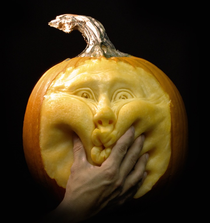 Mindblowing Halloween Pumpkin Carvings 5