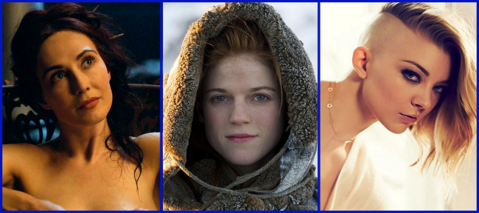 The 7 Hottest Game of Thrones Actresses 1