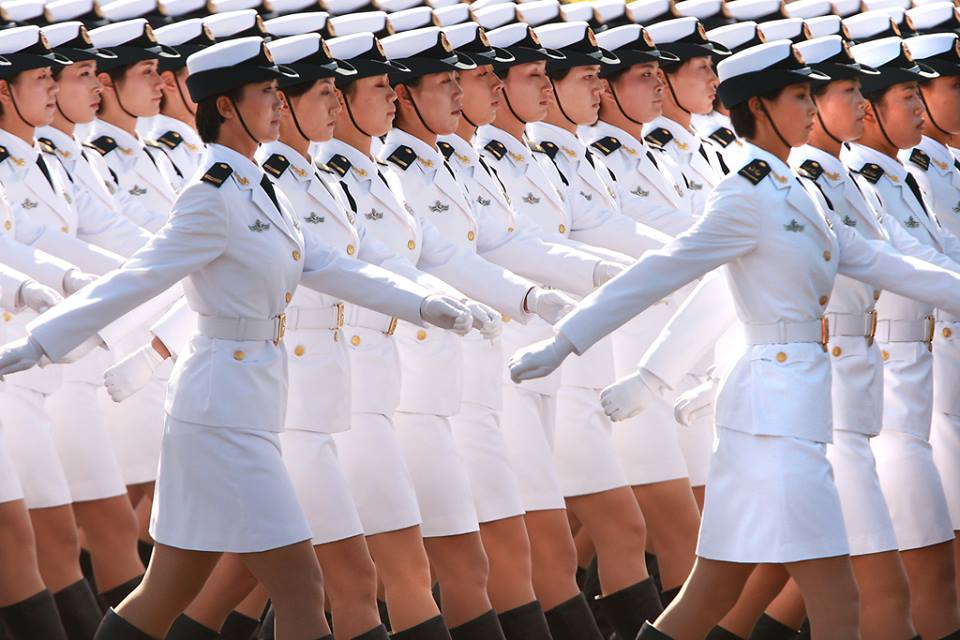 Why Chinese Female Soldiers Can Rock Any Parade 2