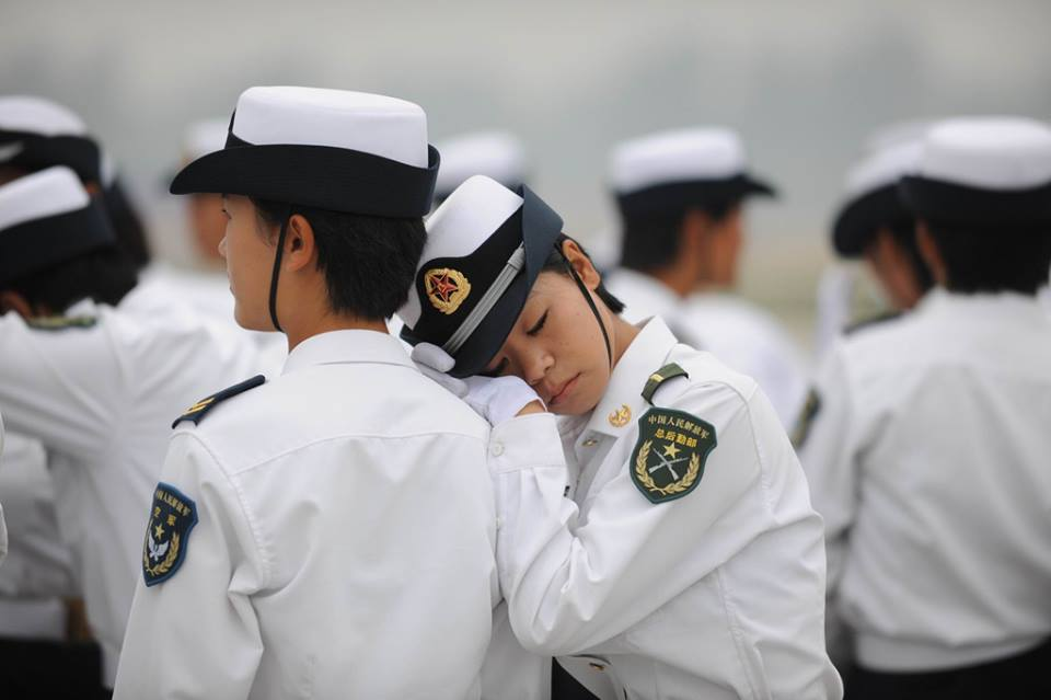 Why Chinese Female Soldiers Can Rock Any Parade 3