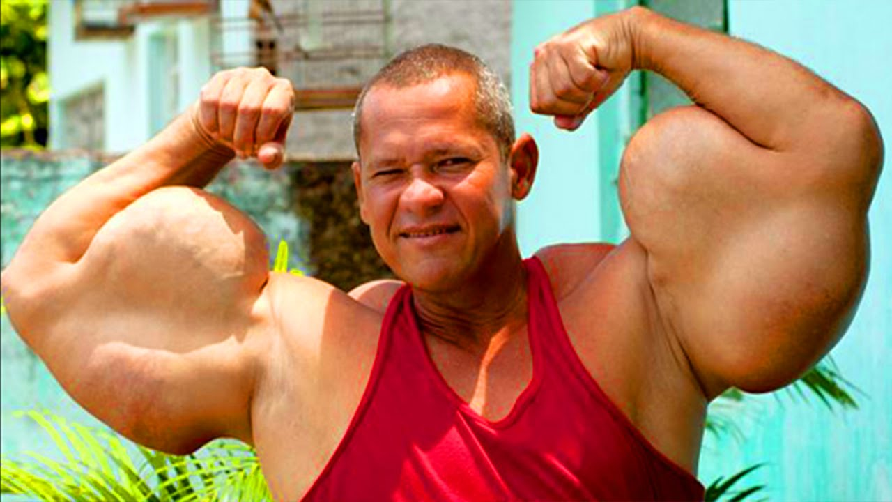 20 Extremely Ripped Bodybuilders That Actually Exist 10