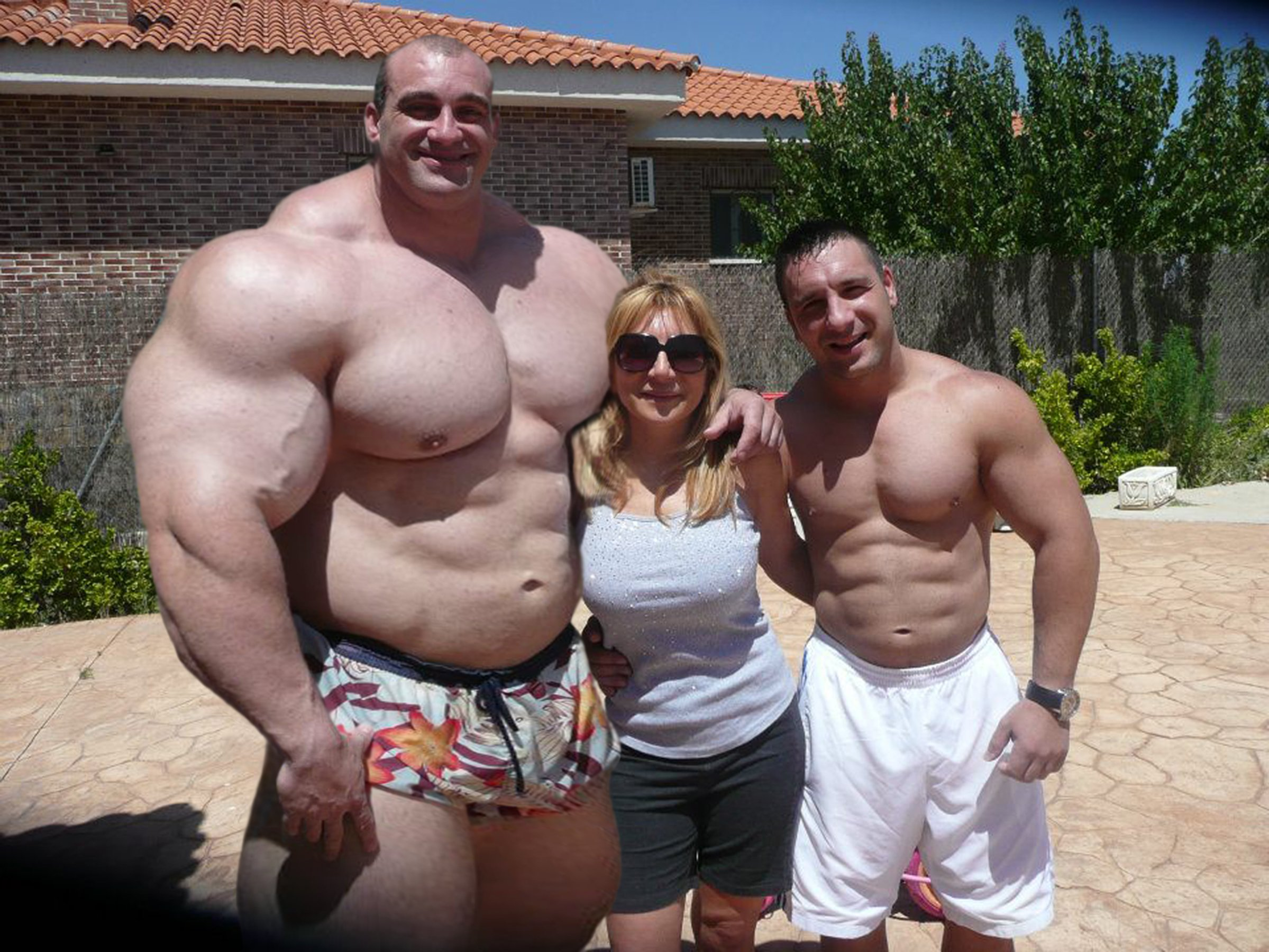 20 Extremely Ripped Bodybuilders That Actually Exist 2