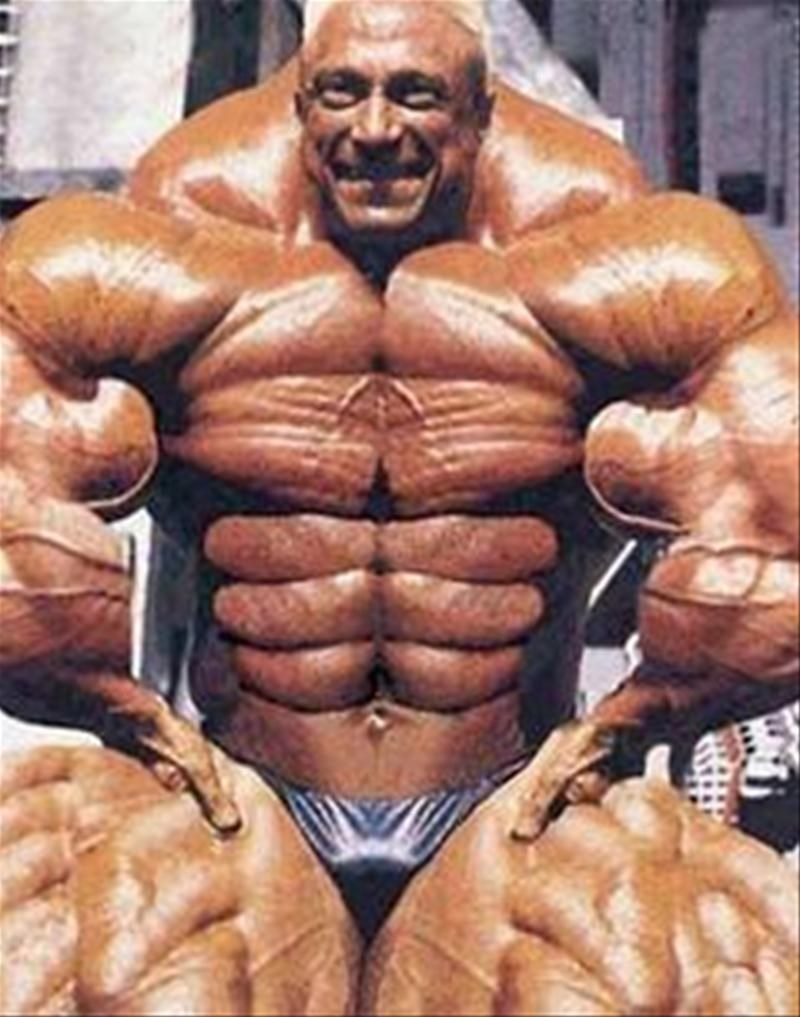 20 Extremely Ripped Bodybuilders That Actually Exist 3