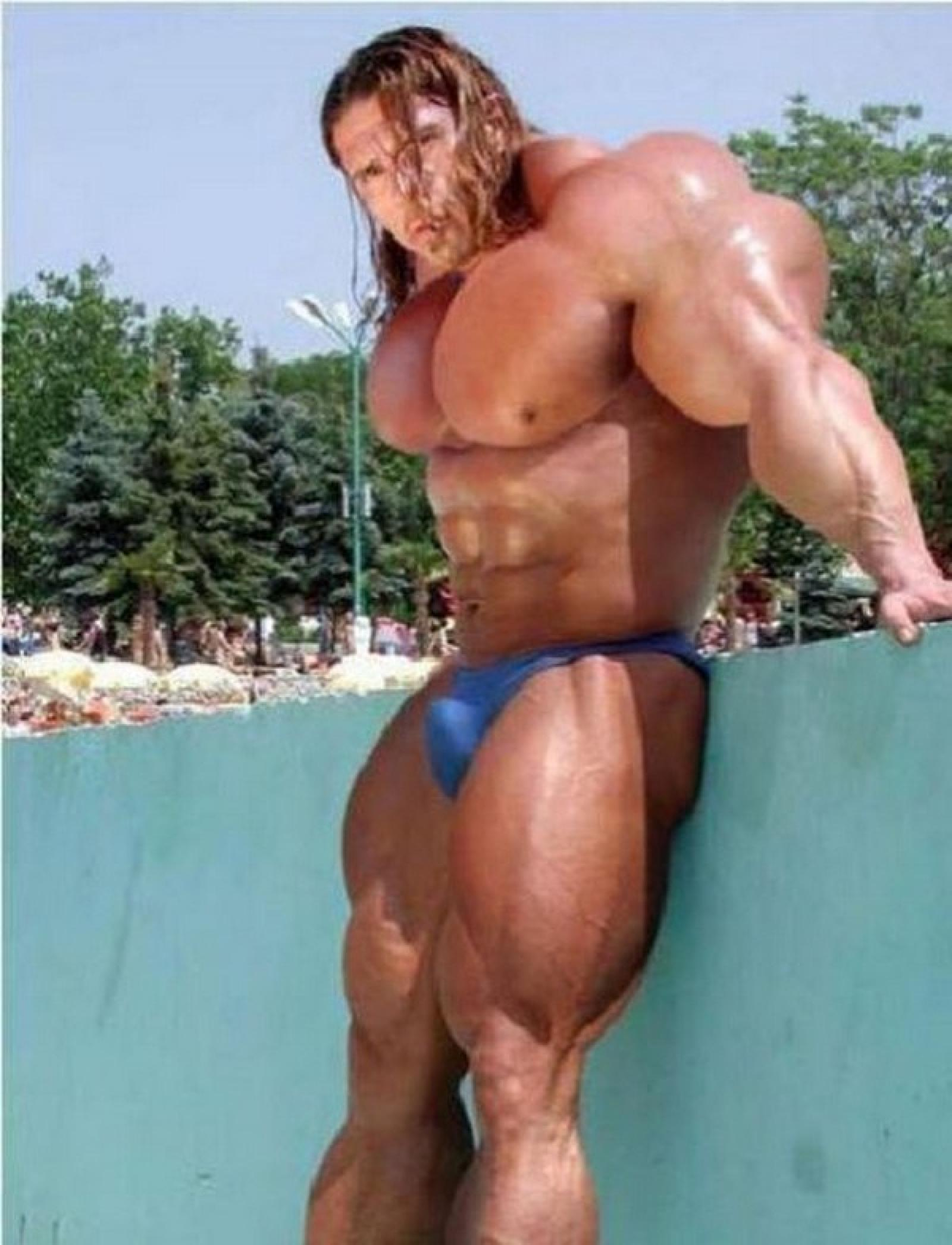 20 Extremely Ripped Bodybuilders That Actually Exist 5