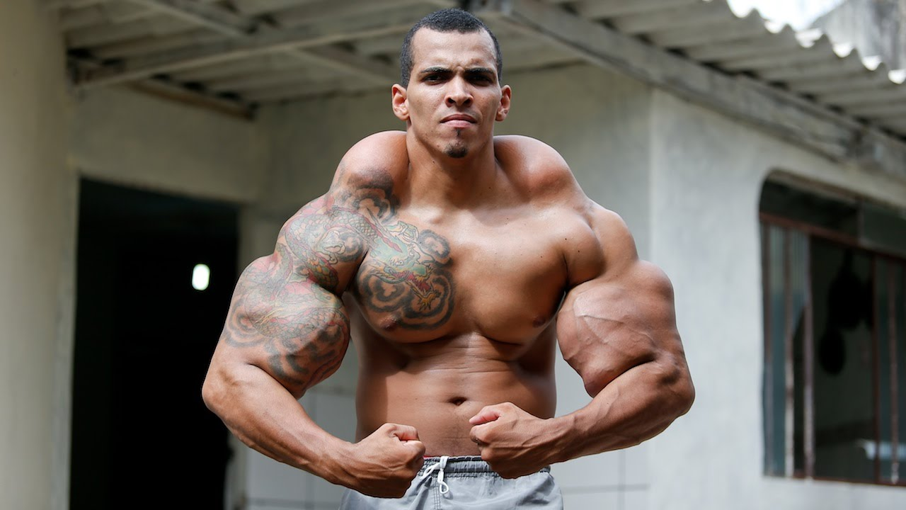 20 Extremely Ripped Bodybuilders That Actually Exist 6