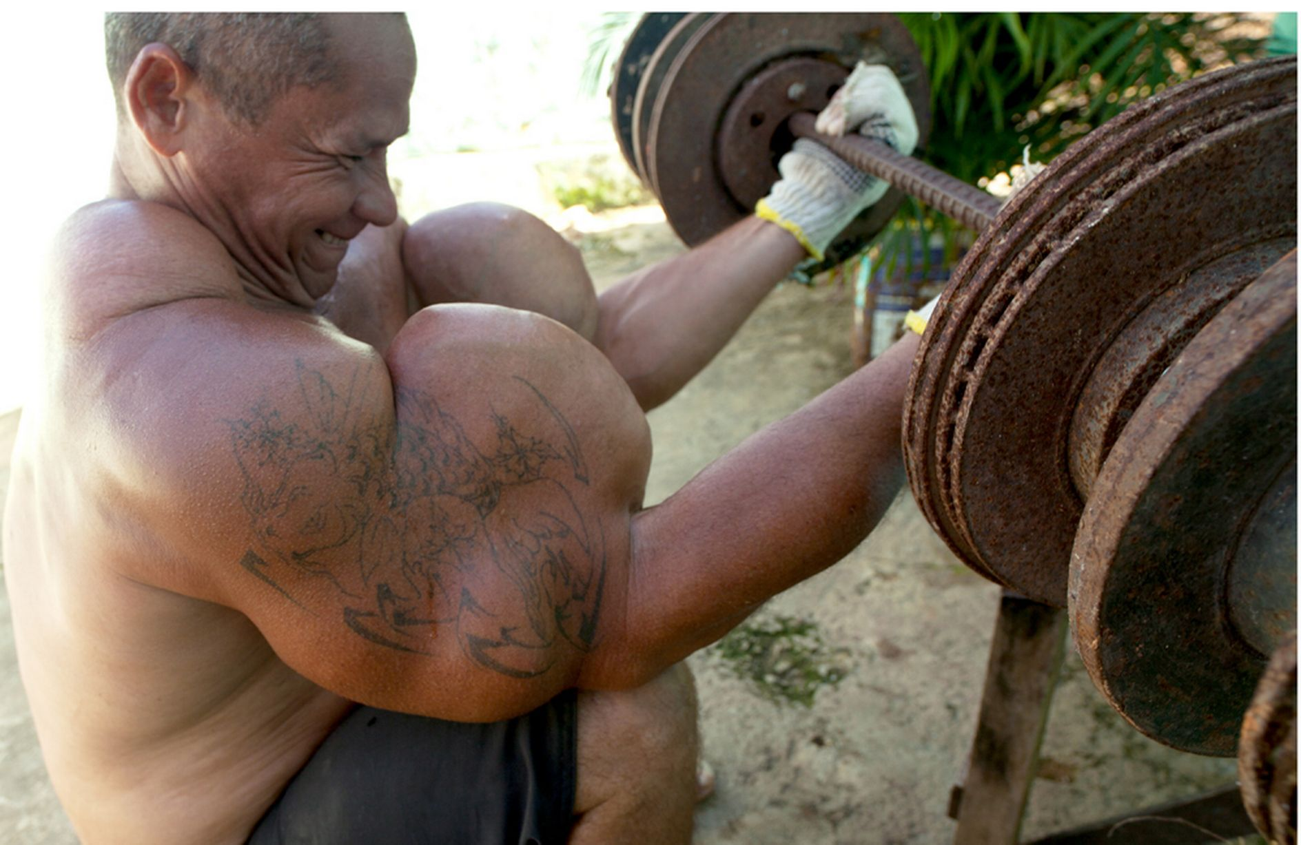 20 Extremely Ripped Bodybuilders That Actually Exist 7