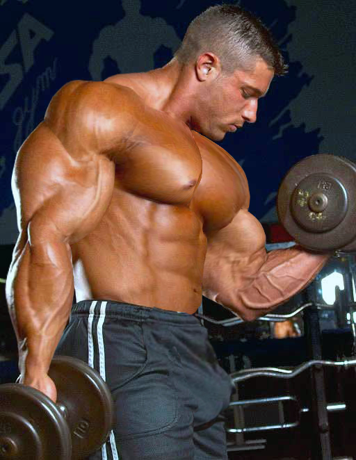 20 Extremely Ripped Bodybuilders That Actually Exist 8