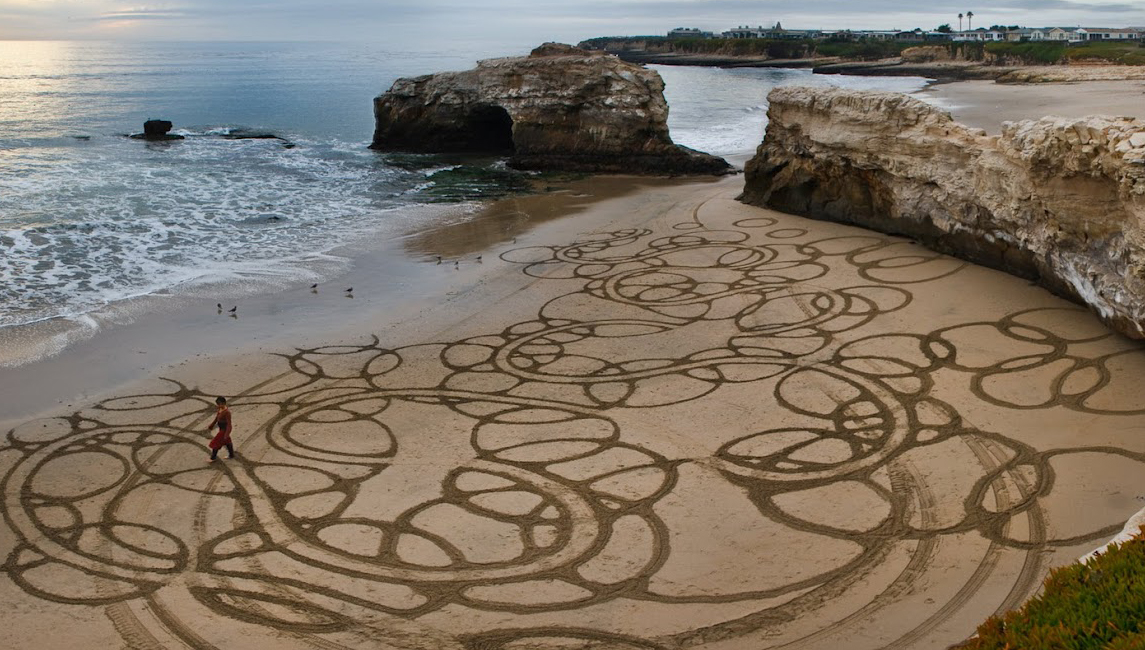 Stunning Beach Artworks By Andres Amador 1