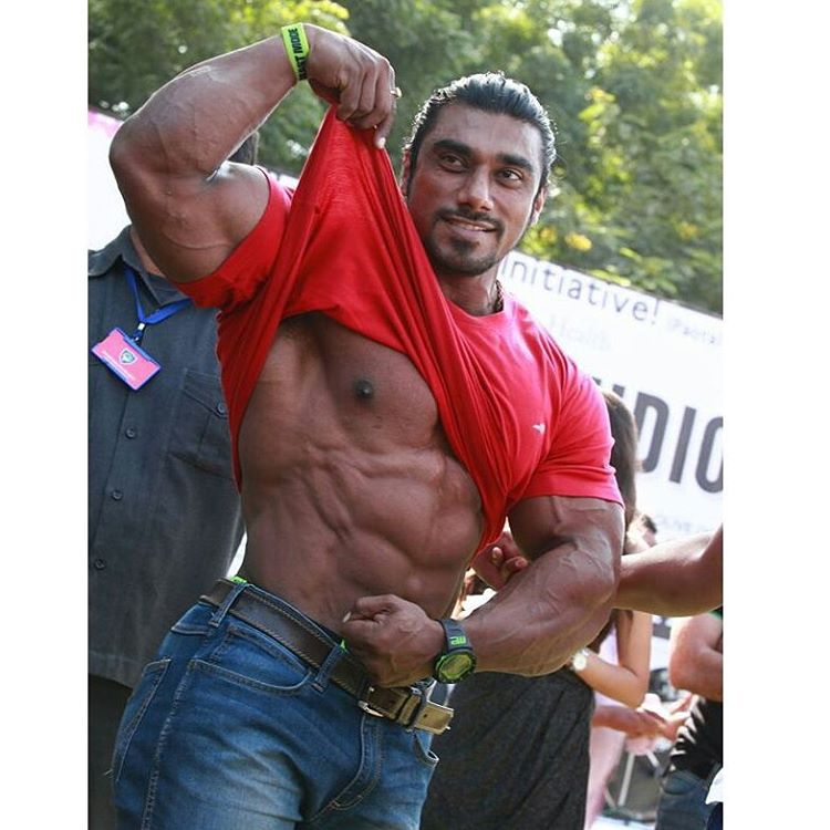 The 5 Most Bulked-Up Indian Bodybuilders | Brain Berries