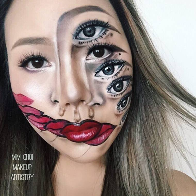 Interesting Face Painting Ideas