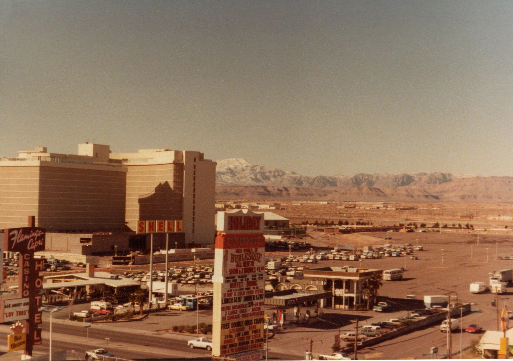 Flugdauer Las Vegas