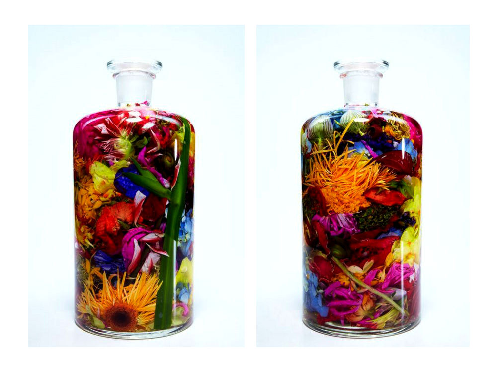 Bottle Flower