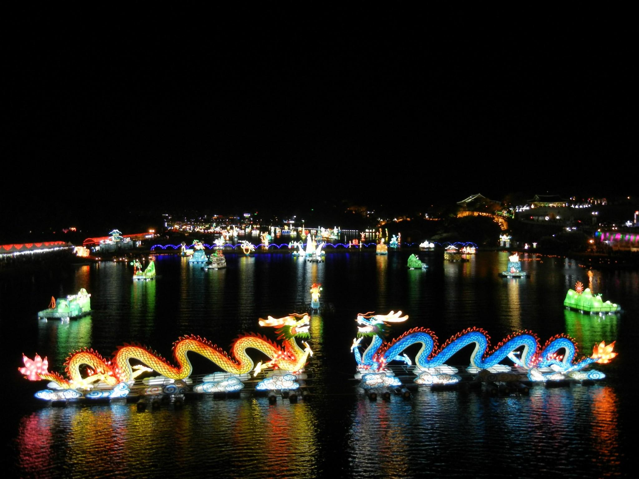 discovering korea  lotus lantern festival in seoul