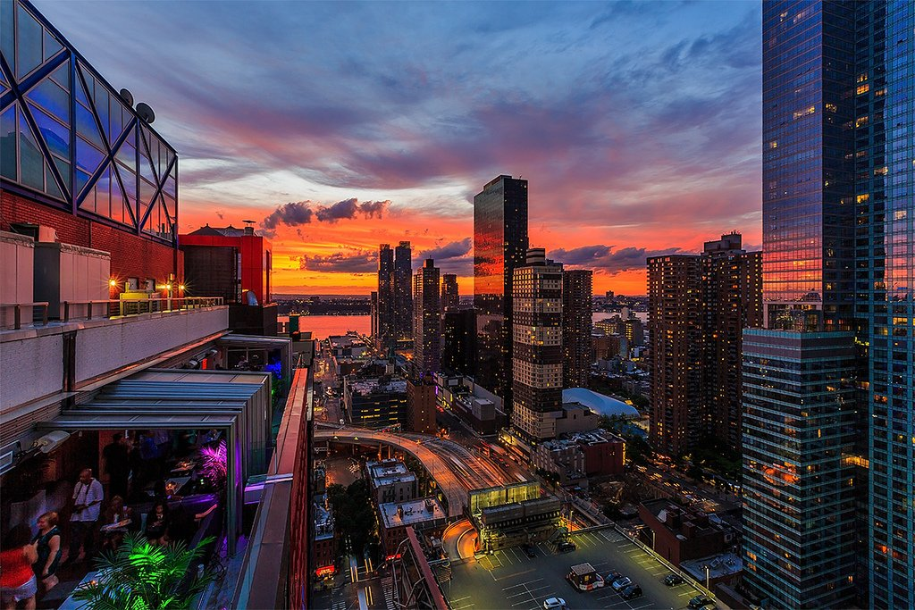 Sky Room - New York