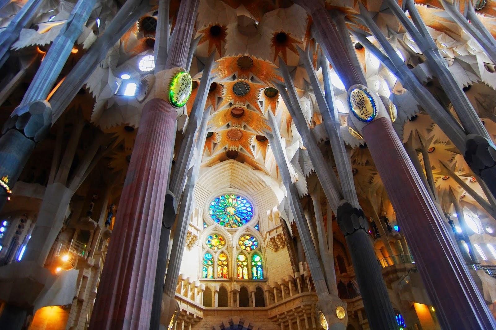 1. Sagrada Familia 3