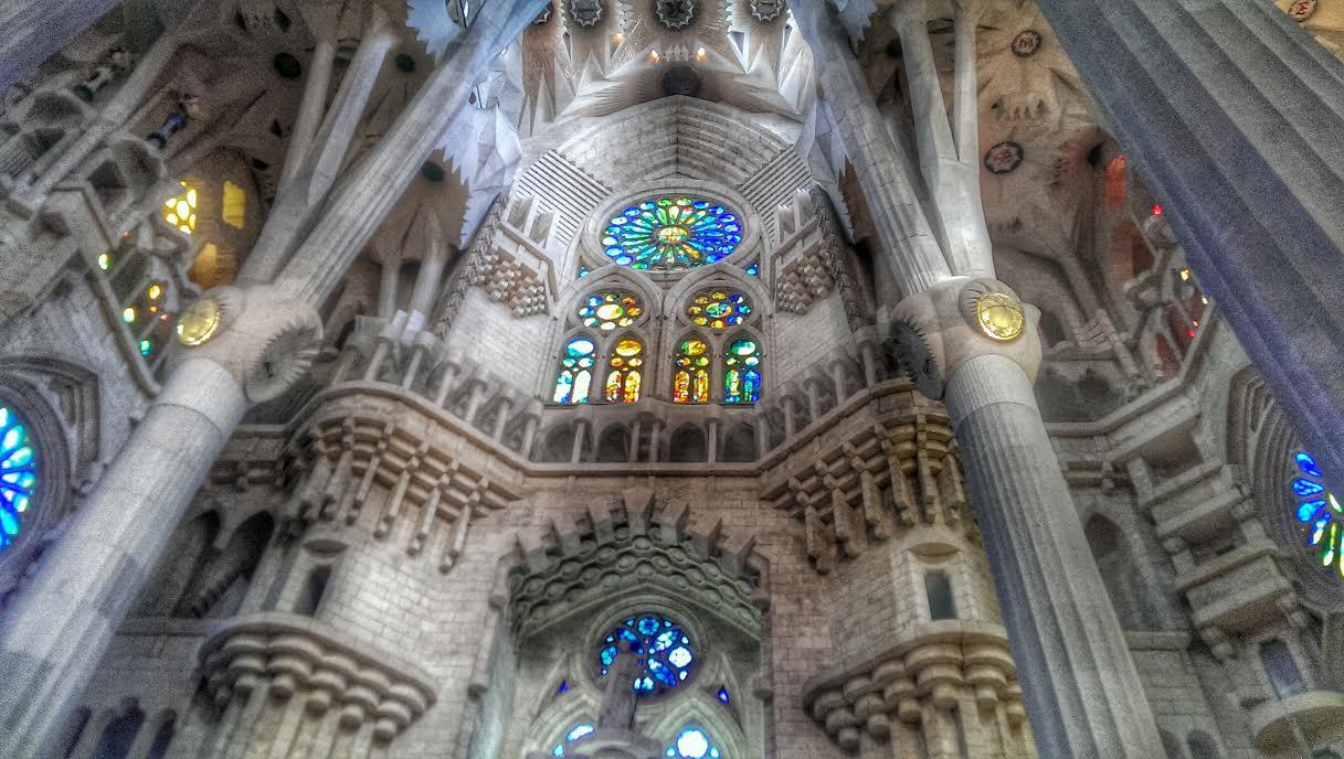 1. Sagrada Familia 6
