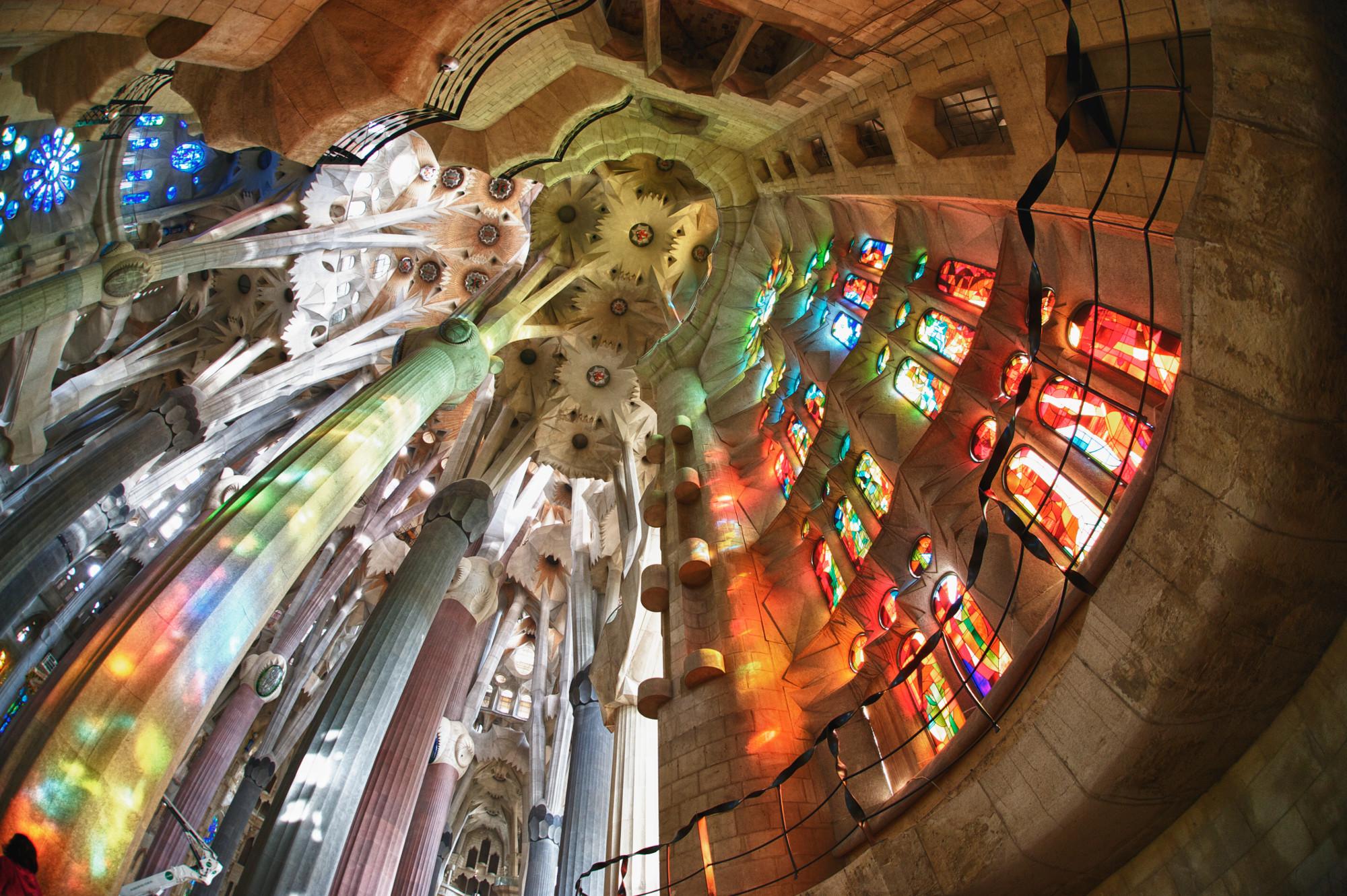 1. Sagrada Familia 7
