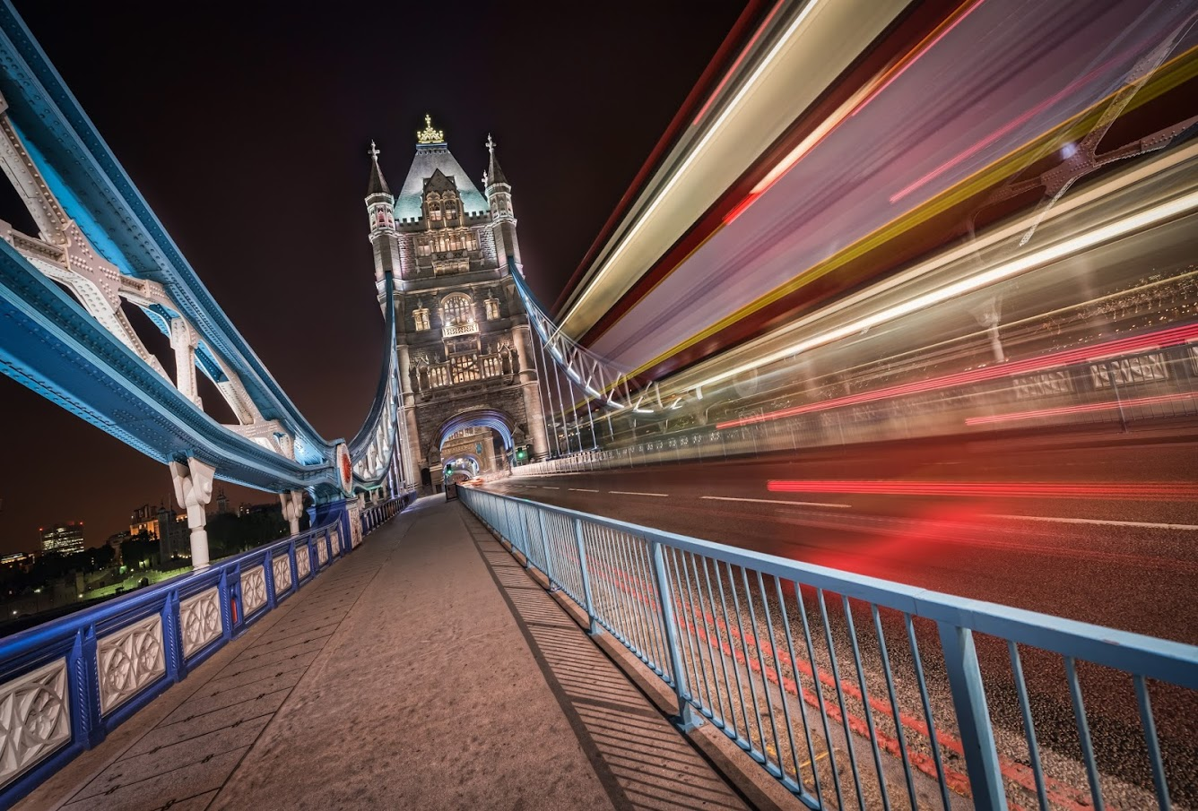 2. Tower Bridge, London, England 3