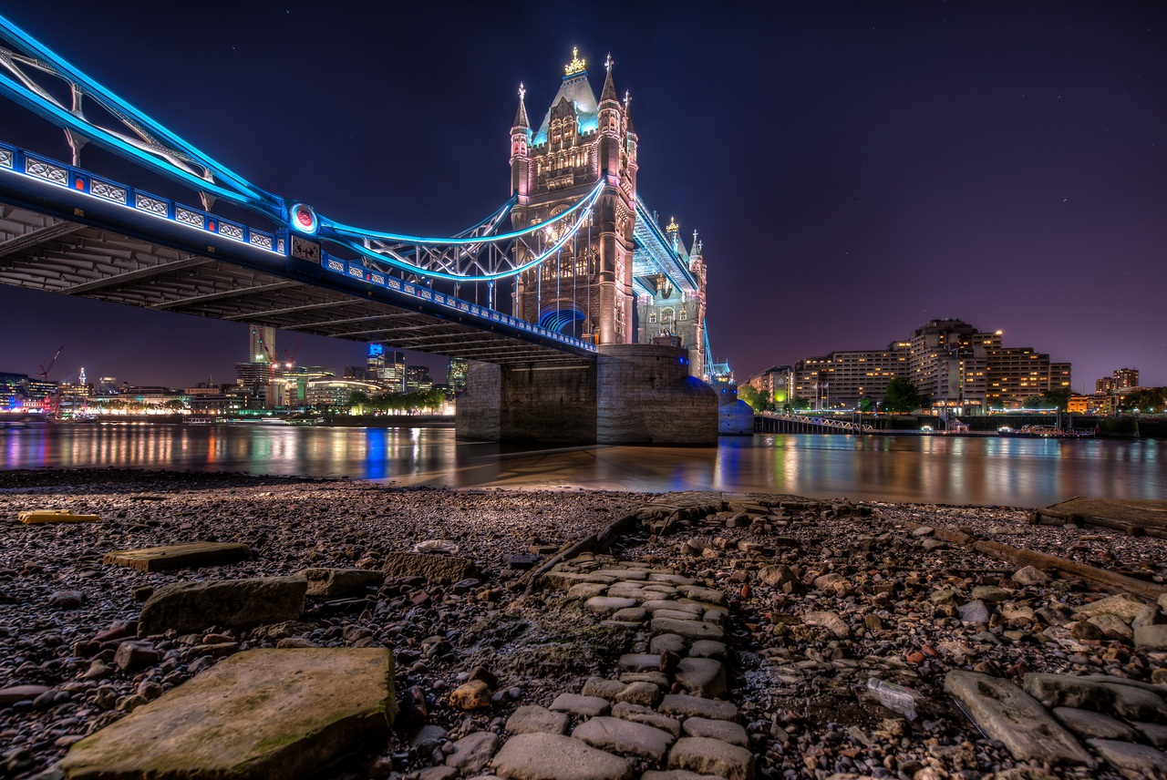 2. Tower Bridge, London, England 4