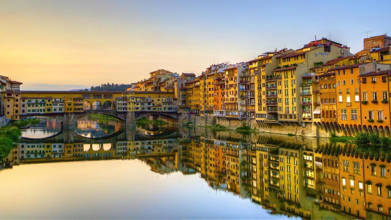 3. Ponte Vecchio, Florence, Italy 1