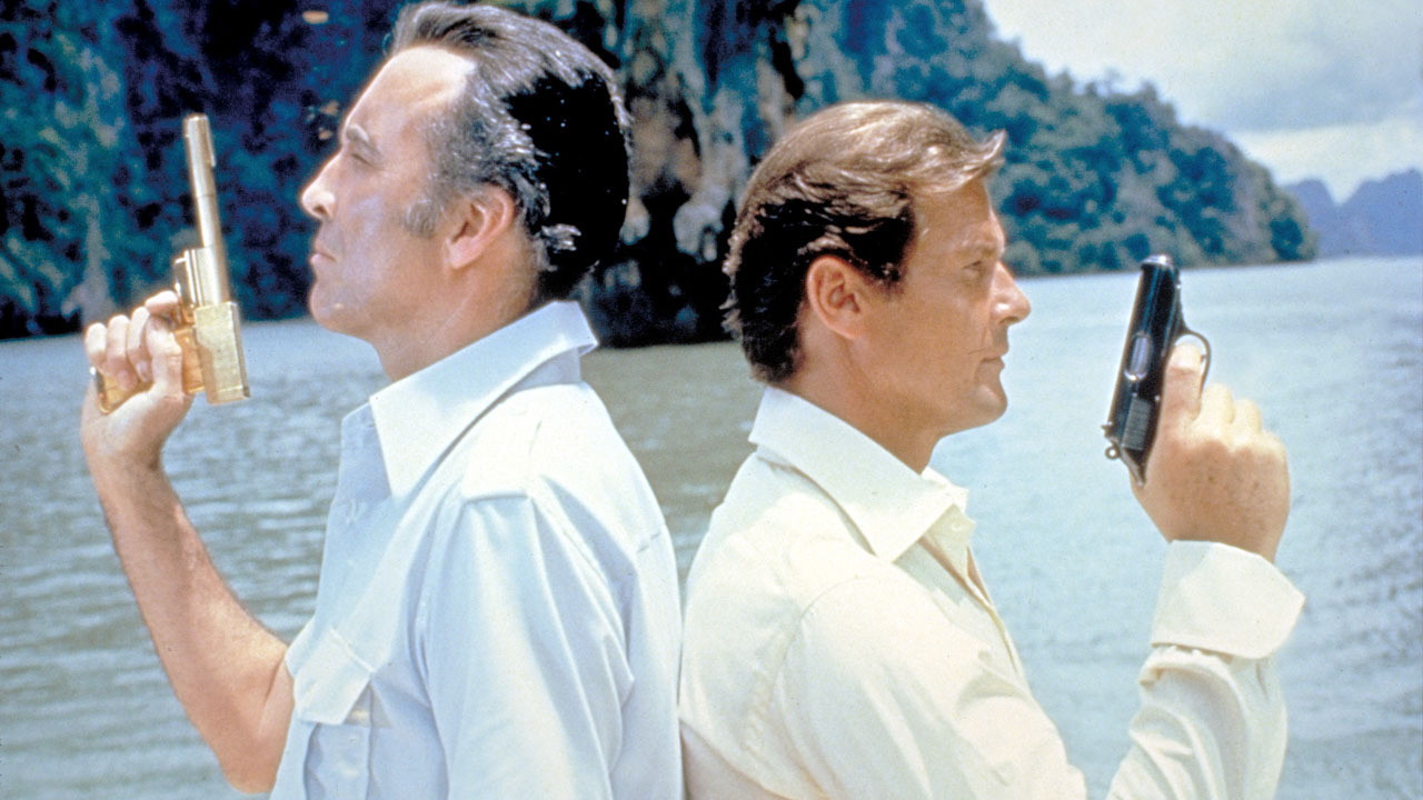 3. The Man With the Golden Gun 2
