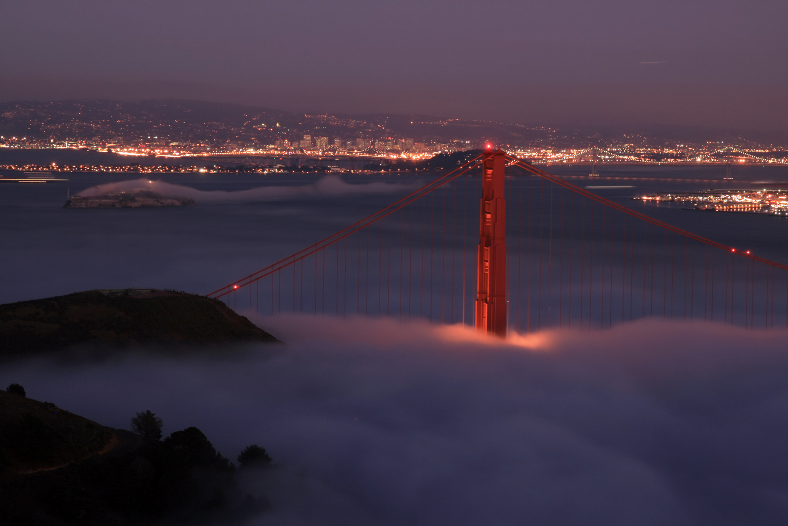 4. Golden Gate Bridge, San Francisco, USA 4