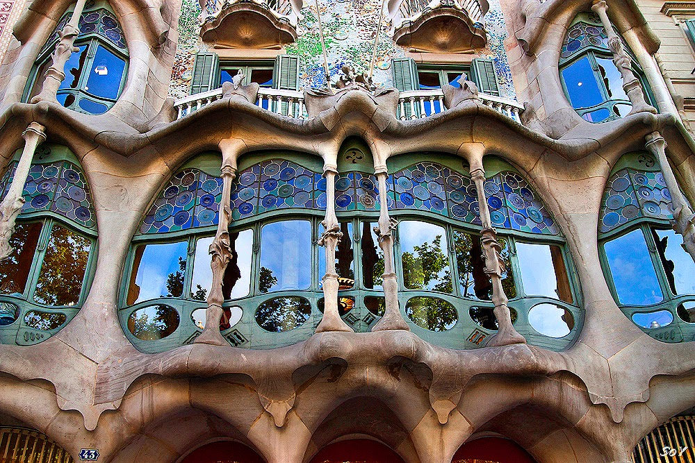 5. Casa Batlló 3