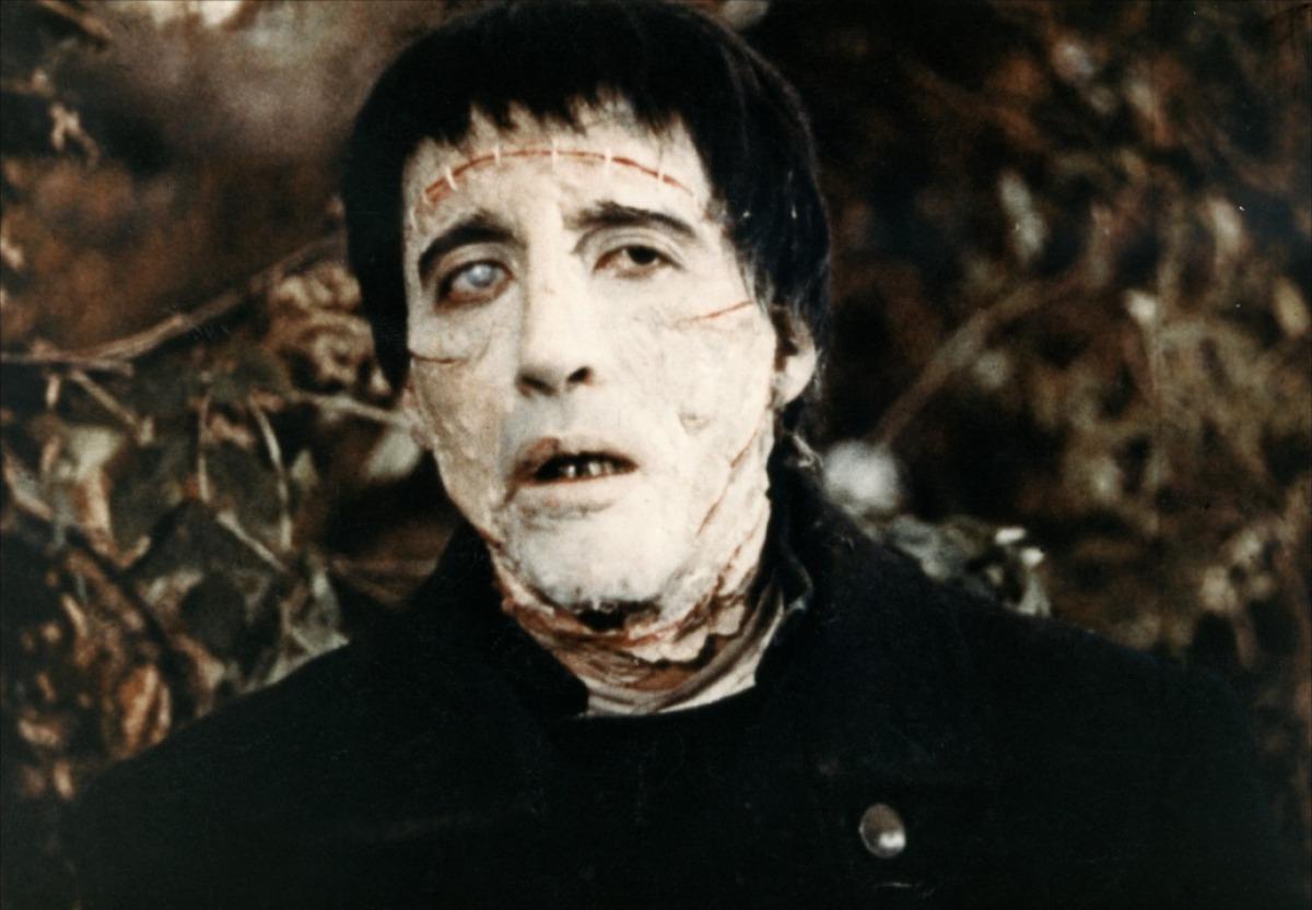 5.  The curse of Frankenstein 1