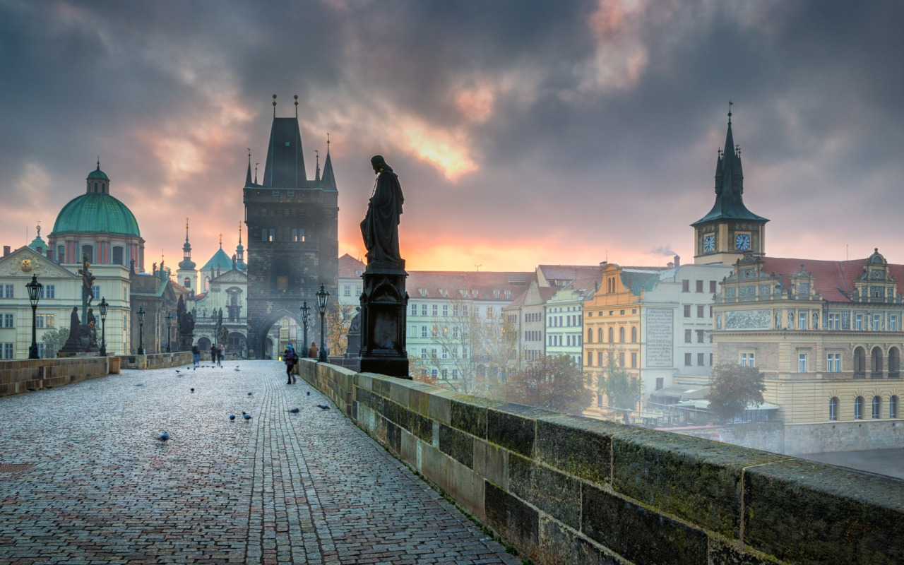 9. Charles Bridge, Prague, Czech Republic 2