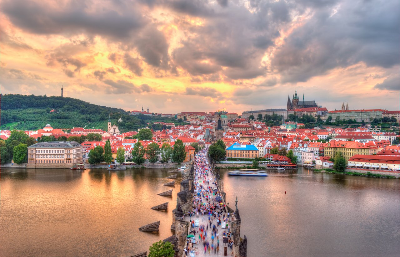 9. Charles Bridge, Prague, Czech Republic 3