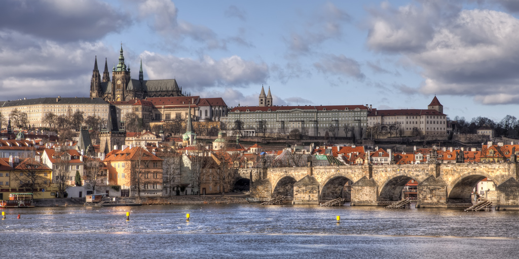 9. Charles Bridge, Prague, Czech Republic 4