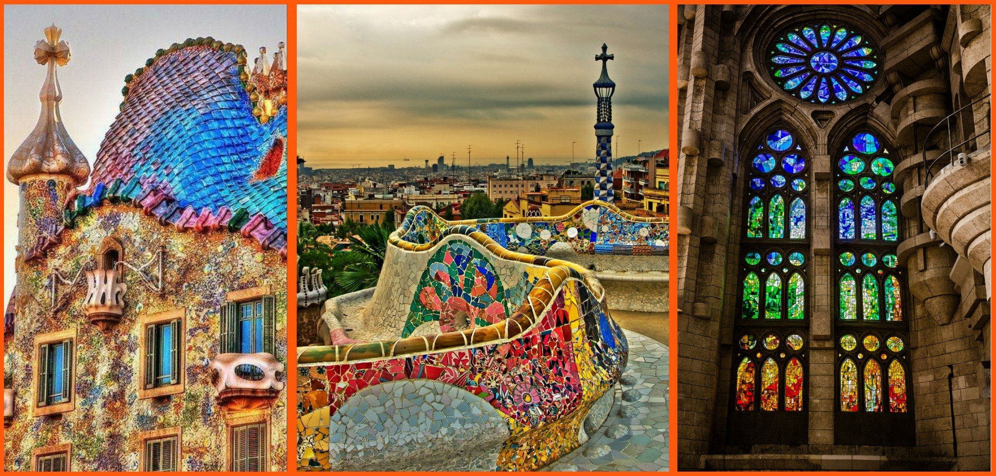 Must-See Gaudi Buildings
