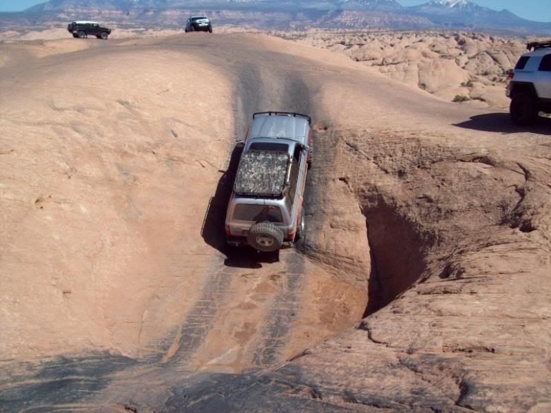 Off-Roading Heaven - Hell's Revenge, Lion's Back 1