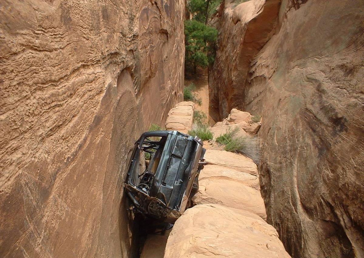 Off-Roading Heaven - Hell's Revenge, Lion's Back 5