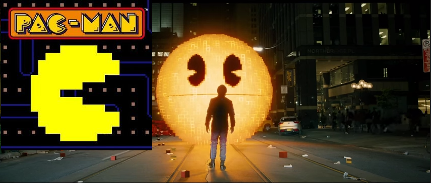 Pixels - what to expect 7