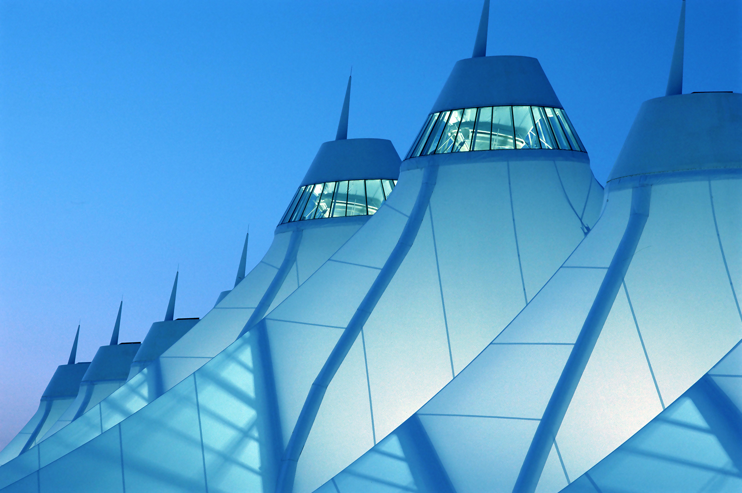 1. Denver International Airport 1