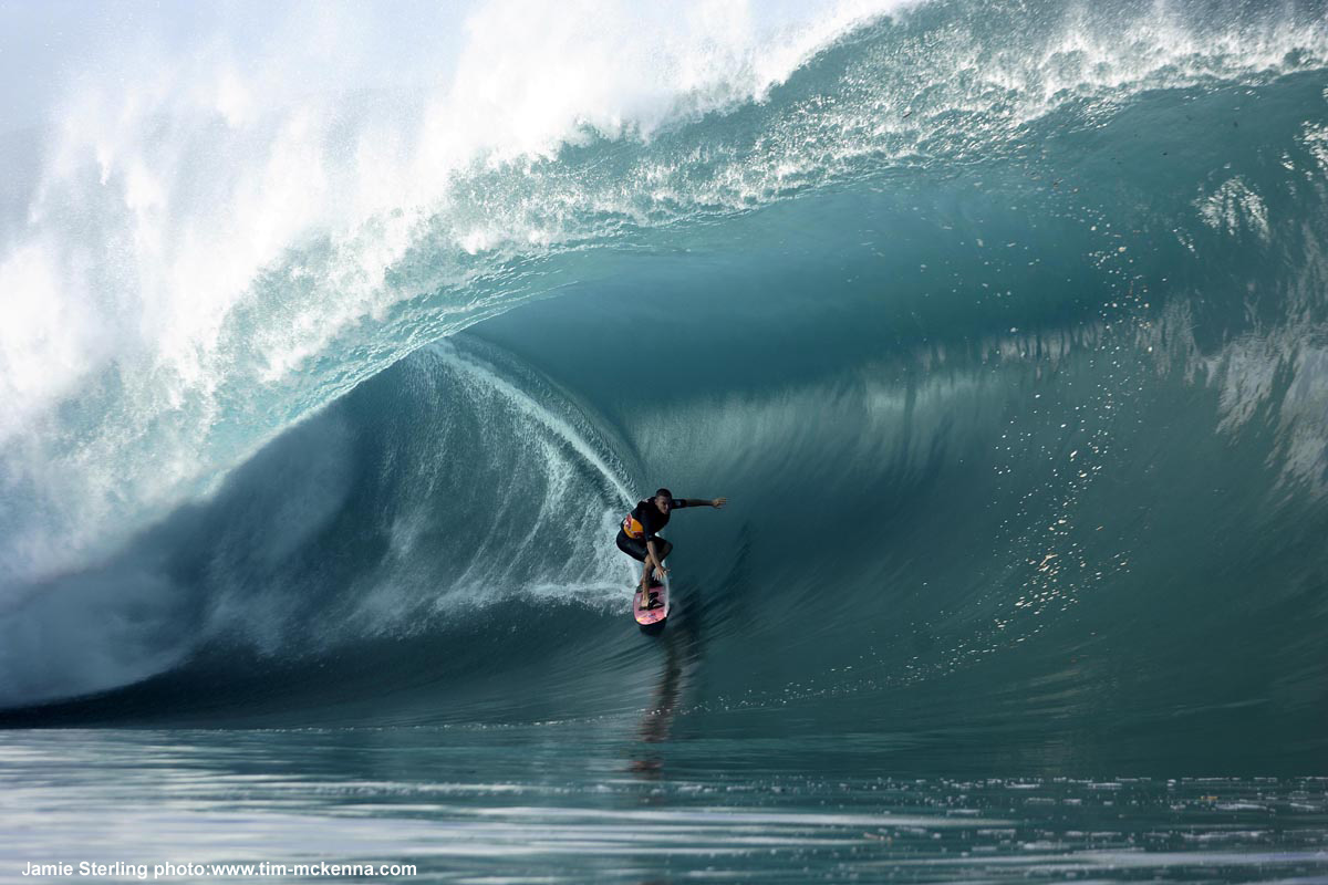4. Tow-In Surfing 1