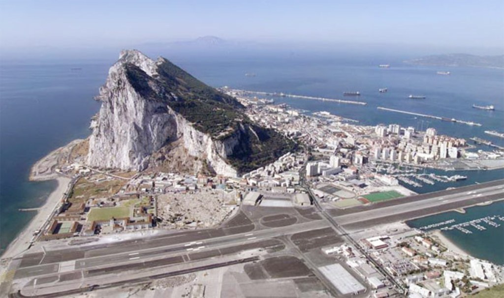 5. Gibraltar International Airport 1