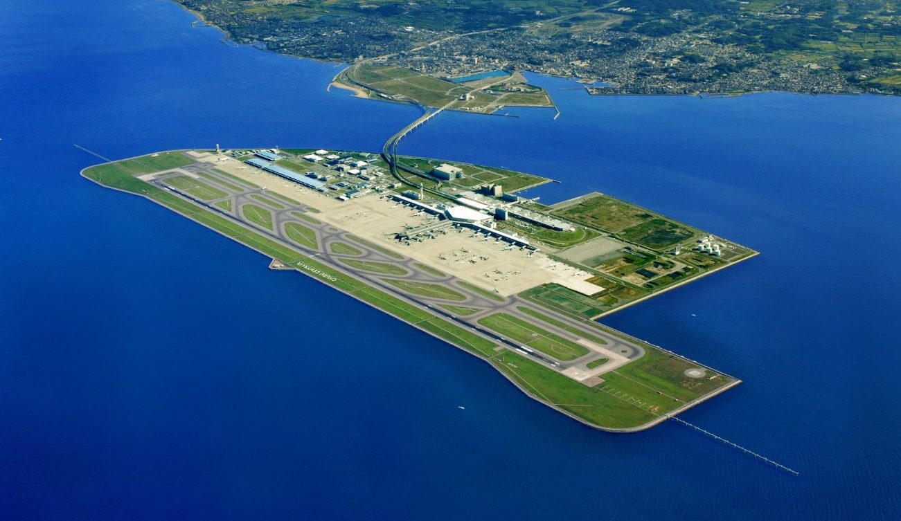 7. Kansai International Airport 1